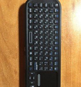 Клавиатура с тачпадом