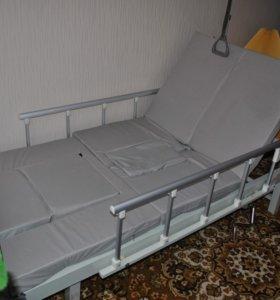 Медицинская функциональная кровать