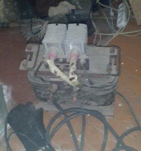 Сварочный аппарат постоянного тока