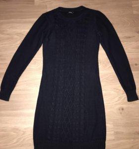 Платье трикотажное ostin