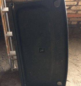 Полка багажника на гольф 4