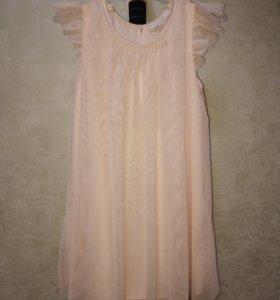 Нарядное платье р116-120