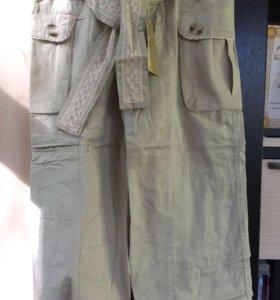 Бриджи брюки
