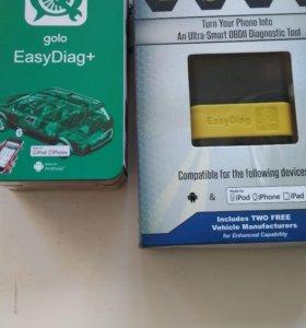 Launch golo EasyDiag, Easydiag - открыты все марки