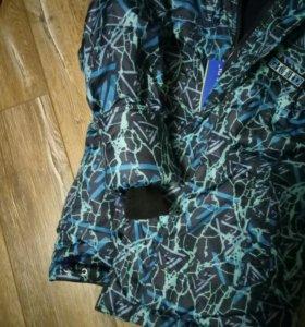 Куртка зимняя Fobos размер 134 новая с этикеткой