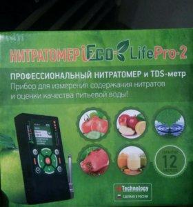 Нитратомер Eco life Pro2
