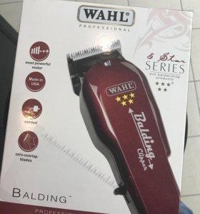 Машинка для стрижки WAHL Balding 5 star новая