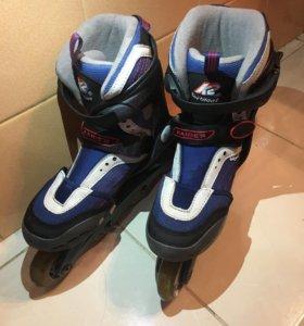 Роликовые коньки K2