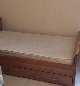 Кровать для подростка до 12 лет
