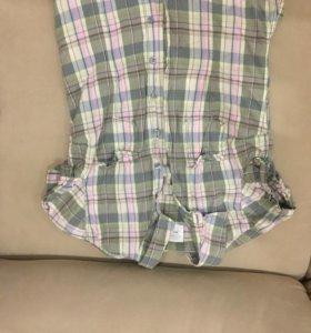 Футболки рубашки и другое xs-s
