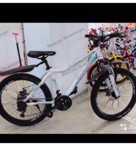 """Велосипед новый 24"""""""