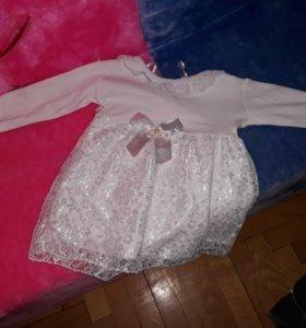 Платья от 2 месяцев