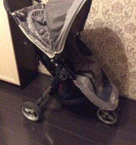 Baby Jogger City Mini коляска прогулочная