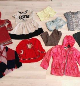 Пакет одежды на девочку 🧒🏼