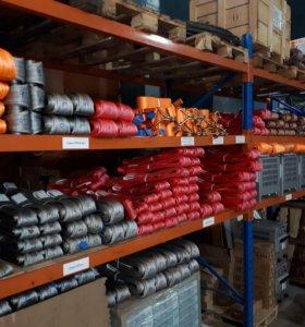 Стропа текстильные СТП от 1 тонны до 10 тонн