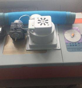 Лазерный гравер с цпу 40 ватт