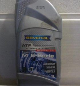 Трансмиссионное масло ravenol ATF MB 6-Serie