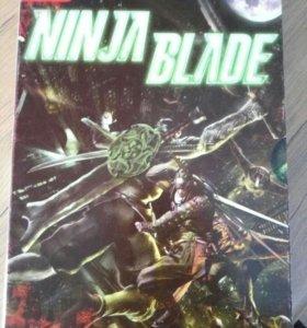 Диск для пк NINJA BLADE полная русская версия.
