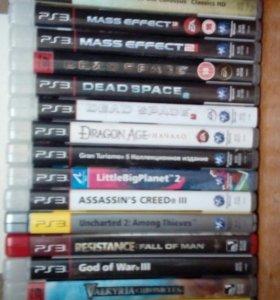 Игровые диски для Sony Playstation