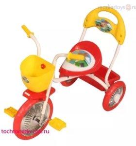 Велосипед 3-х колесный Чижик