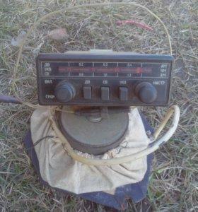 Радиоприёмник автомобильный