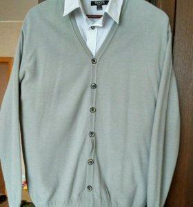 Пуловер мужской,новый