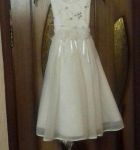 Платье д/д нарядное
