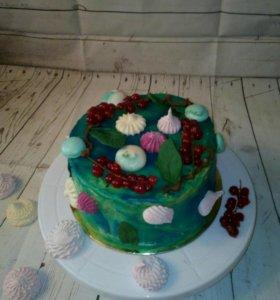Торты и сладости на заказ