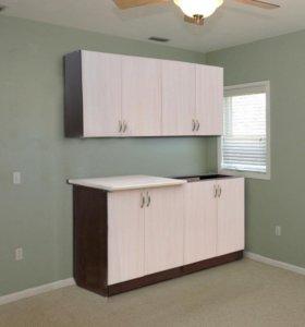 Кухонный гарнитур Дебют 1,6м, новые, в упаковке