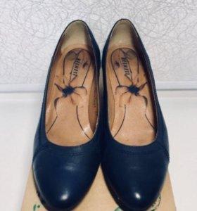 туфли Belwest из натуральной кожи