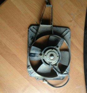 Электро вентилятор ВАЗ 2101-2107