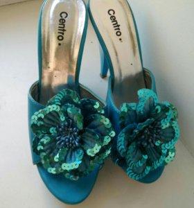Туфли 38 размер Centro