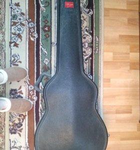 Чехол для гитары Stagg ABS-LP