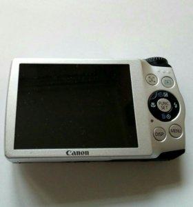 Фотоаппарат Canon А3300 в рабочем состоянии (торг)