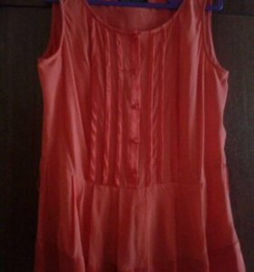 Блузка натуральный шелк