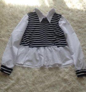 Блузка б/у (одевала всего 2раза)