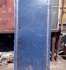 Дверь металическая с коробкой