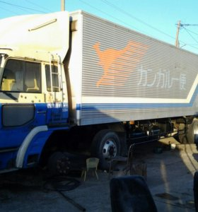 Грузовой ам фургон