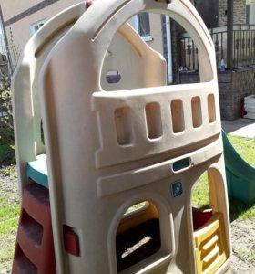 Детский игровой центр Башня с горкой