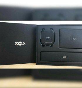 Умные часы SMA Q2 lite black