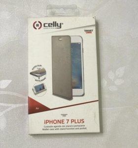 Чехол-книжка для iPhone 7 Plus (айфон 7 плюс)