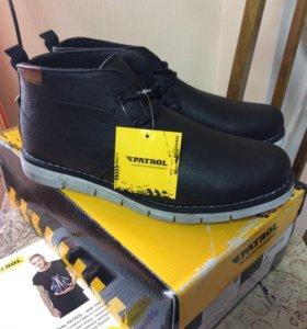 Ботинки «Patrol»