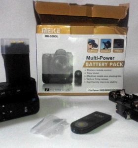 Продам батарейный блок-бустер с дисплеем MEIKE