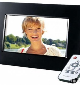 "Цифровая фоторамка Intenso Digital Photo Frame 7"""