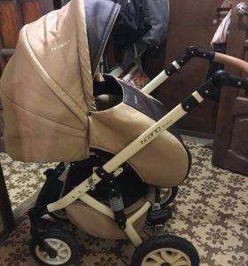 Детская коляска Riko Bruno (Brano) Ecco 3 в 1