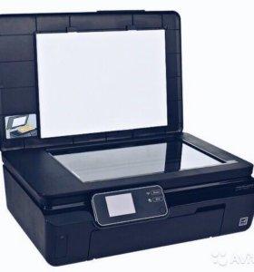 Цветной принтер HP Photosmart 5510
