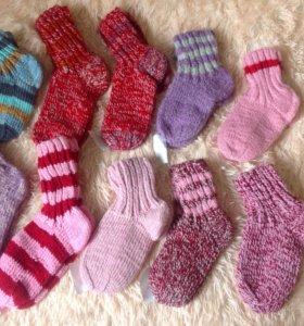 Женские шерстяные носки все размеры!!!