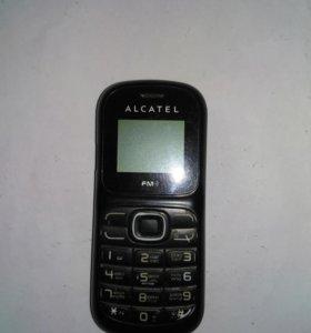 Телефон Алкатель.