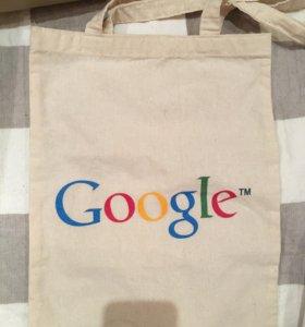 Атрибутика Google