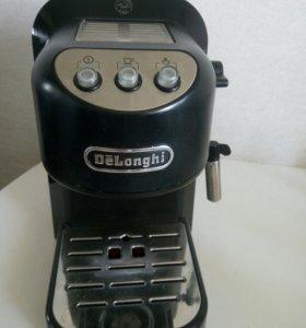Кофемашина DeLonghi EC 250.В